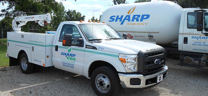 propane autogas utility vehicles